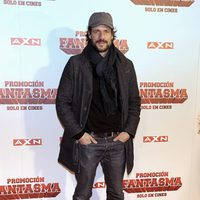 Daniel Grao llega a la premiére madrileña de 'Promoción fantasma'