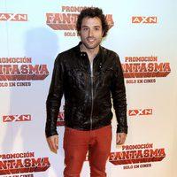 Daniel Guzmán en el estreno de 'Promoción fantasma'