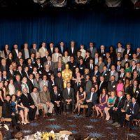 Todos los nominados a los Oscar 2012 posan juntos en Los Angeles