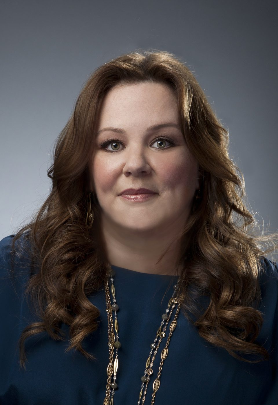 "Melissa McCarthy en ""Out of the Character"""