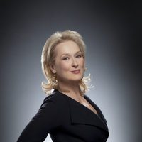 "Meryl Streep posa para la exposición ""Out of the Character"""