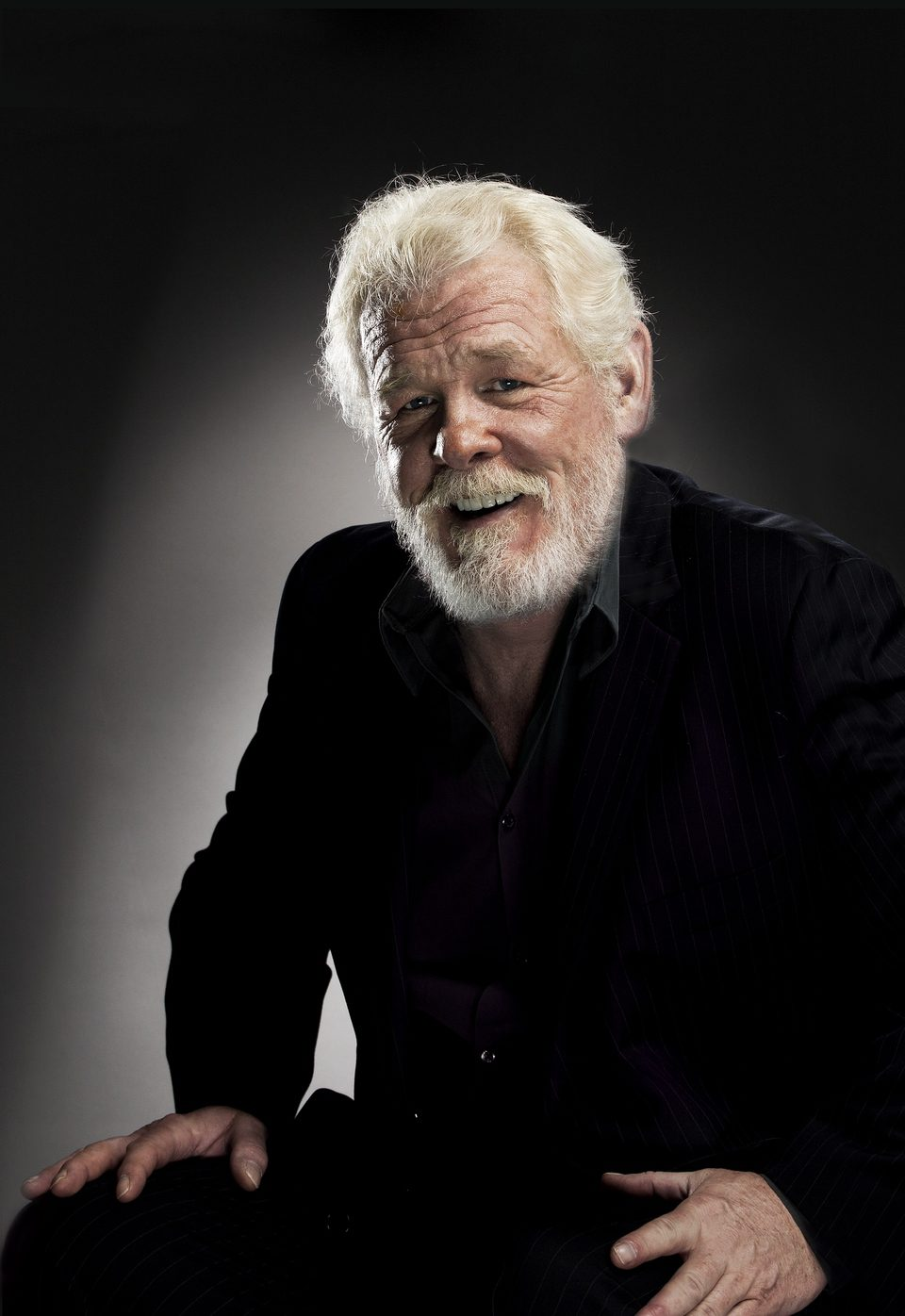 """Nick Nolte en """"Out of the Character"""""""