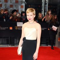 Michelle Williams asiste a los premios BAFTA 2012