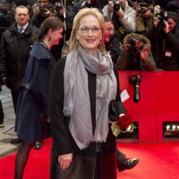 Meryl Streep llega a la Berlinale 2012