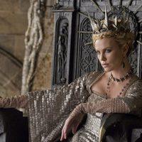 Charlize Theron en 'Blancanieves y la leyenda del cazador'