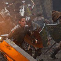 Kristen Stewart en plena batalla en 'Blancanieves y la leyenda del cazador'
