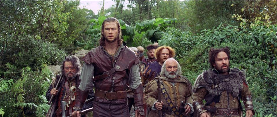 Blancanieves y la leyenda del cazador, fotograma 9 de 22