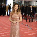 Silvia Abascal llega a los premios Goya 2012