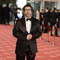 Agustín Jiménez en la alfombra roja de los Goya 2012