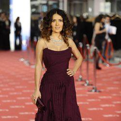 Salma Hayek en los Goya 2012