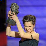 María León, Goya 2012 a la Mejor Actriz Revelación
