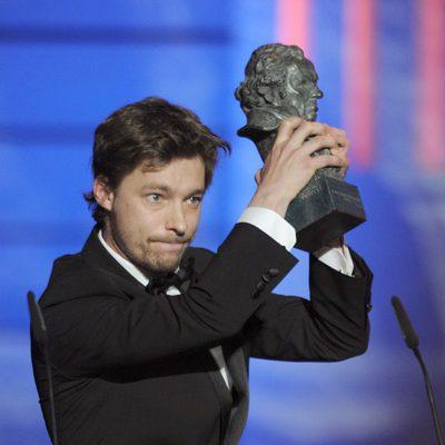 Jan Cornet, Mejor Actor Revelación en los Goya 2012