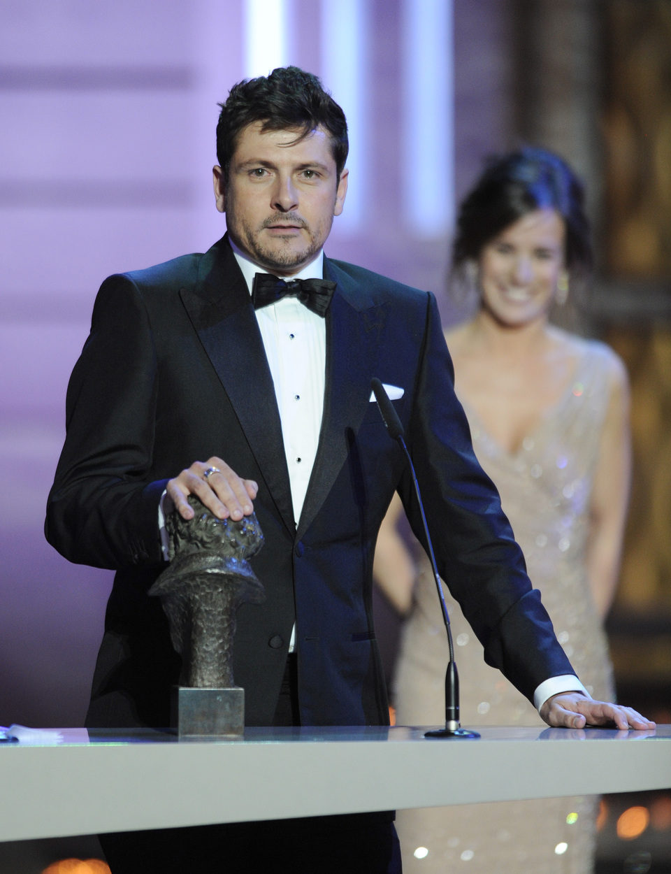 Kike Maíllo, Goya 2012 al Mejor Director Novel