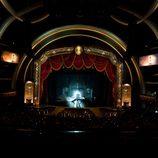 Escenario de los Oscar 2012