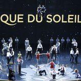 El Cirque du Soleil en el escenario de los Oscar 2012