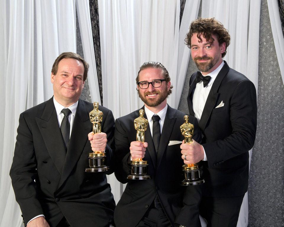 'Hugo', Oscar 2012 a los Mejores Efectos Visuales