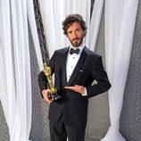 Bret McKenzie, ganador del Oscar a la mejor canción por 'Los muppets'