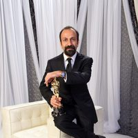 Asghar Farhadi, ganador del Oscar 2012 a la mejor película de habla no inglesa por 'Nader y Simin, una separación'