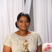 Octavia Spencer, ganadora del Oscar 2012 a la mejor actriz de reparto