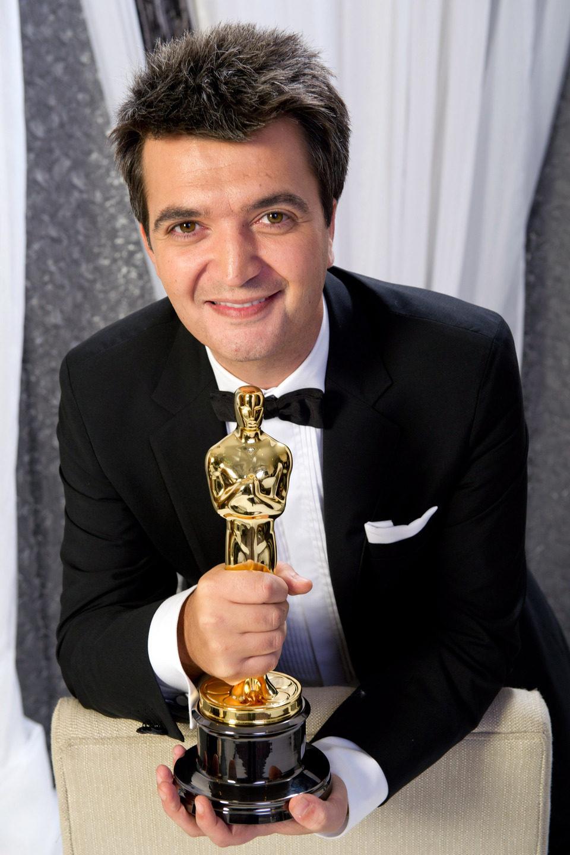 Thomas Langmann, productor de 'The artist', ganador del Oscar a la mejor películas