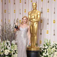 Francesca Lo Schiavo, ganadora del Oscar 2012 a la mejor dirección artística por 'La invención de Hugo'