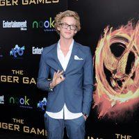 Cody Simpson en la premiére mundial de 'Los Juegos del Hambre'