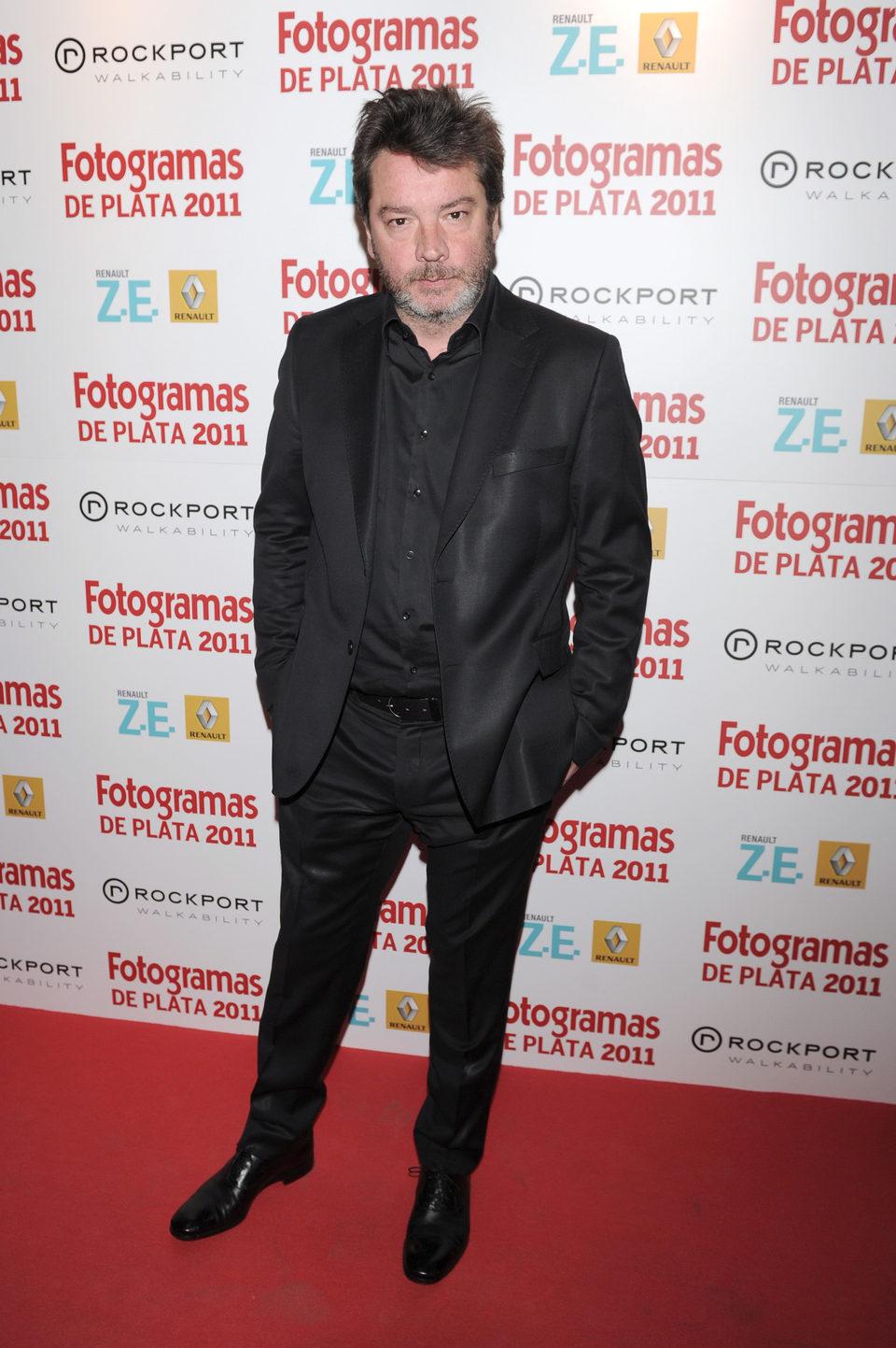 Enrique Urbizu en los Fotogramas de Plata 2011