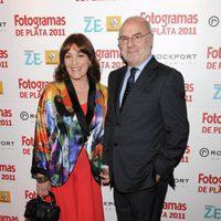 Carmen Maura en los Fotogramas de Plata 2011