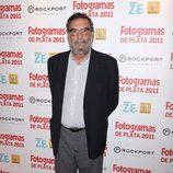 Enrique González Macho en los Fotogramas de Plata 2011