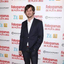 Raúl Arévalo en los Fotogramas de Plata 2011