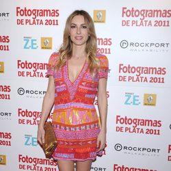 Kira Miró en los Fotogramas de Plata 2011