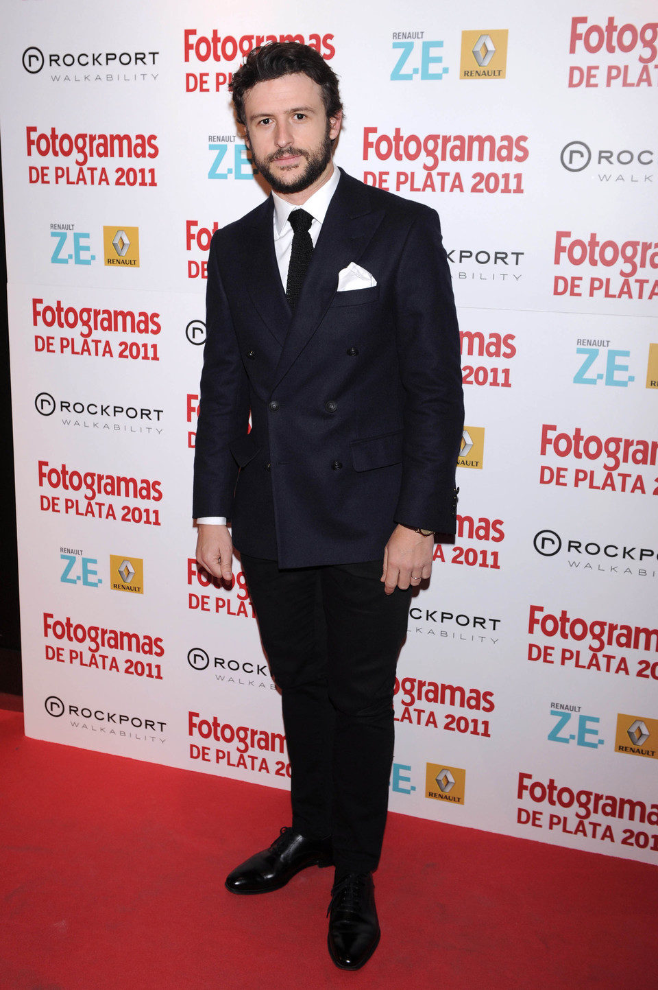 Diego Martín en los Fotogramas de Plata 2011