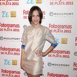 Paula Ortiz en los Fotogramas de Plata 2011