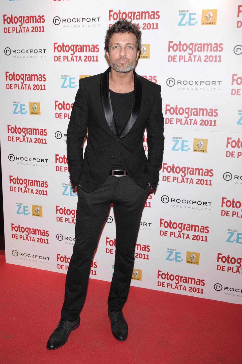 Jesús Olmedo en los Fotogramas de Plata 2011