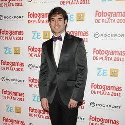 Daniel Muriel en los Fotogramas de Plata 2011