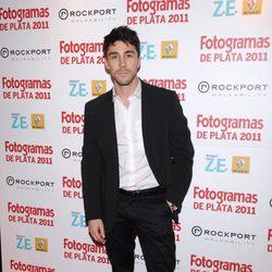 Rubén Sanz en los Fotogramas de Plata 2011