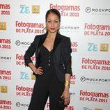 Hiba Abouk en los Fotogramas de Plata 2011