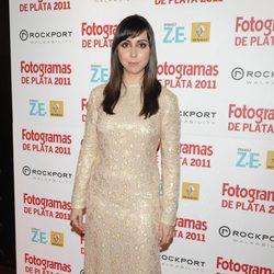 Carmen Ruiz en los Fotogramas de Plata 2011
