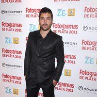 David Seijo en los Fotogramas de Plata 2011