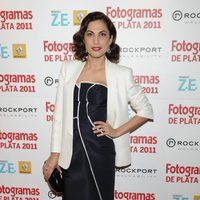 Toni Acosta en los Fotogramas de Plata 2011