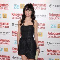Begoña Maestre en los Fotogramas de Plata 2011
