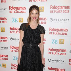 Manuela Velasco en los Fotogramas de Plata 2011