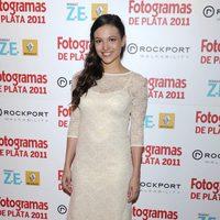 Elisa Mouliaá en los Fotogramas de Plata 2011