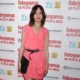Verónica Sánchez en los Fotogramas de Plata 2011