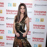 Juana Acosta en los Fotogramas de Plata 2011