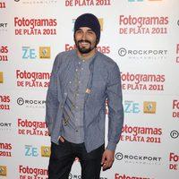 Álex García en los Fotogramas de Plata 2011
