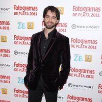 Alberto Amarilla en los Fotogramas de Plata 2011