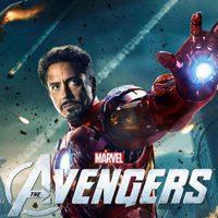 Iron Man y Hulk en un póster de 'Los Vengadores'