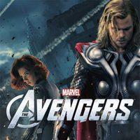 Thor y Viuda Negra en un póster de 'Los Vengadores'