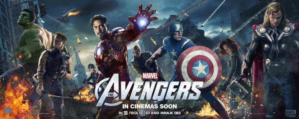 Nuevo banner con 'Los Vengadores'